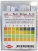 TEST STRIPS PH 7-14 (100 stk.)plast box