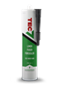 TEC7 FUGEMASSE SORT 310ML MS50
