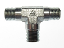 "HY T-MALE 3/8"" 3XUDV. GEV."