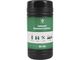 DJ TOOLS WIPES  80 STK. RENSESERVIET