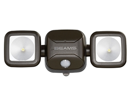 Mr. Beams Hi-perfomance spot brun 500Lm 4xLR20